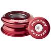 Reverse Twister Steuersatz ZS44/28.6 I ZS44/30 rot